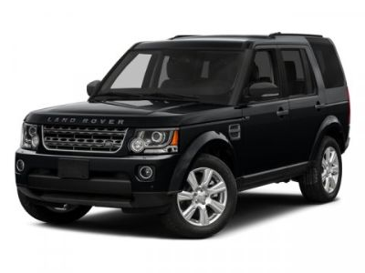 2015 Land Rover LR4 HSE LUX (Silver)