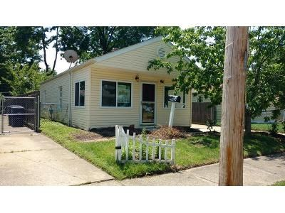 2 Bed 1 Bath Foreclosure Property in Akron, OH 44306 - Lindsay Ave