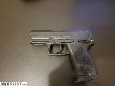 For Sale: HK USP 40 Compact