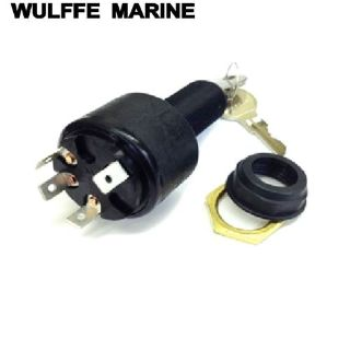 Purchase Marine Ignition Switch 4 Position (Accessory-Off-Ignition-Start),Sierra MP39800 motorcycle in Mentor, Ohio, United States, for US $22.49