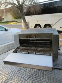 "Star 214HX 36"" Electric S/S Conveyor Oven RTR# 8081756-02"