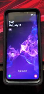 AT&T Galaxy S9 Plus with Otterbox Defender