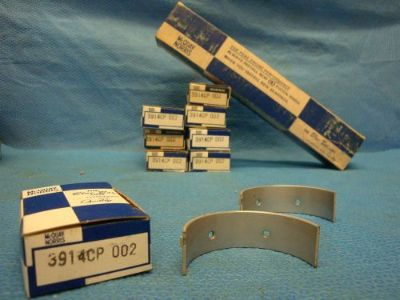 Find 1954 - 1964 Ford 239 254 272 292 312 Fairlane Thunderbird Rod Bearing Set 002 motorcycle in Vinton, Virginia, United States, for US $85.00