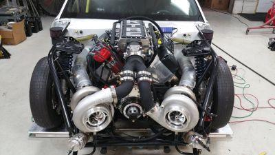 25.3 Mustang NMRA/NMCA, LDR, X275, drag radial, grudge.