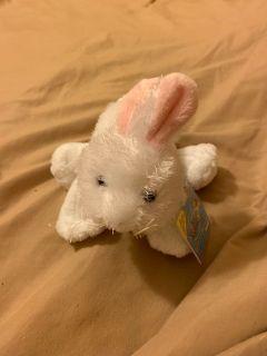 New Bunny Webkinz with unused code