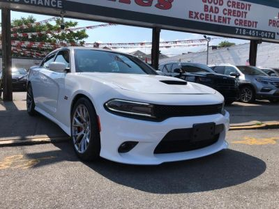 2016 Dodge Charger 4dr Sdn SRT 392 RWD (Bright White Clearcoat)