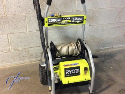 New complete Ryobi 2000 psi electric power washer