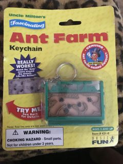 Vintage keychain Never Opened