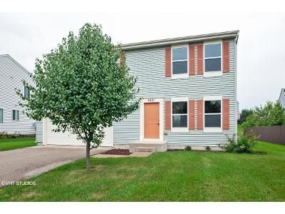 3 Bed 2.5 Bath Foreclosure Property in Kenosha, WI 53142 - 115th Ave