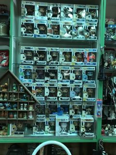 Pops ,collectibles