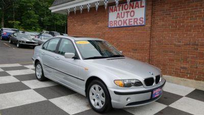 2002 BMW 3-Series 325xi (Steel Gray Metallic)