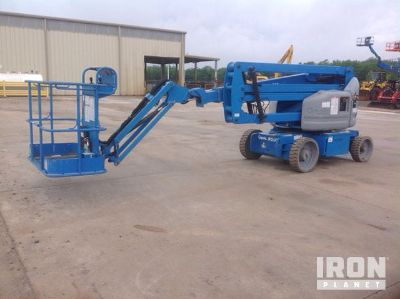 2010 Genie Z-40/23N Electric Articulating Boom Lift