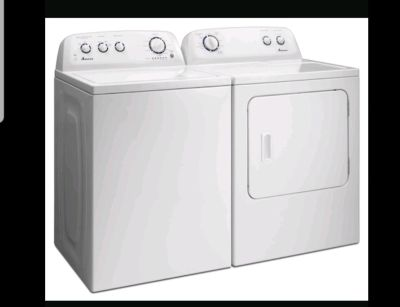 In need of a cheap washer and a dryer