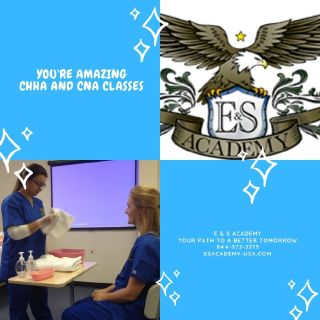 You're Amazing - Home Health Aide and Nurse Aide Classes