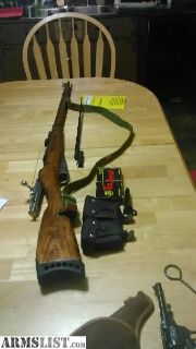For Sale: 1943 Mosin Nagant Rifle