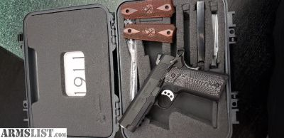 "For Sale: 1911 Springfield Armory 4"" Compact Ultra Champion Operator LNIB"