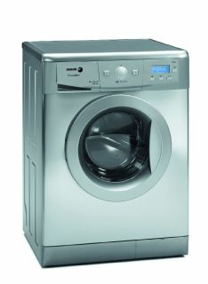 "Combination Washer Dryer Unit Undercounter Silver 24"" Wide"