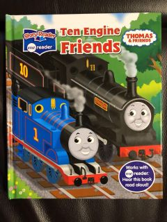 Ten Engine Froends Thomas & Friends Hardcover Book