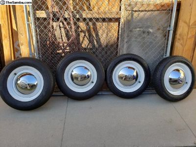 Wheels and tires for your slammed ride
