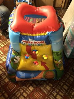 Mickey Mouse ball pit
