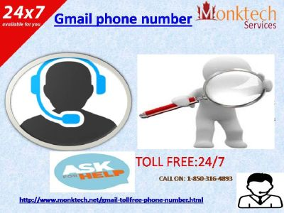 Gmail Phone Number Enjoy an Immediate Assistance 1-850-316-4893