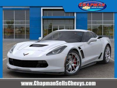 2019 Chevrolet Corvette Z06 1LZ (Arctic White)