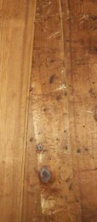 Late 1800s Reclaimed Rich Old Pine wood wide Plank ship lap Shiplap
