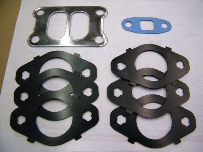 Sell 1998-2007 Dodge Cummins 5.9 Diesel Exhaust Manifold Gasket Set & TURBO GASKET motorcycle in DeLand, Florida, United States, for US $23.50