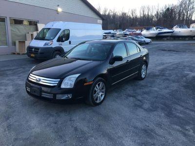 2007 Ford Fusion V6 SEL (Black)