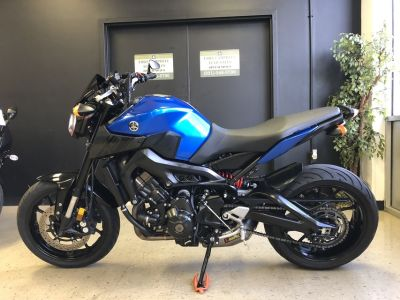 2016 YAMAHA FZ-09 SPORTBIKE UNLEADED GAS