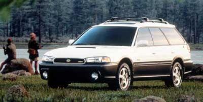 1999 Subaru Legacy Outback (Spruce Pearl)