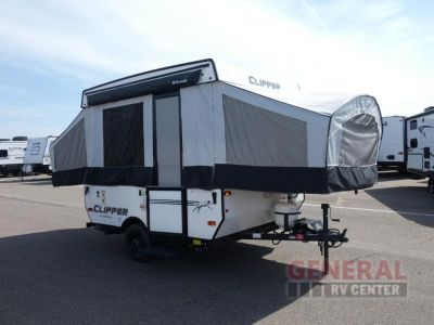 2018 Coachmen Rv Clipper Camping Trailers 806 XLS