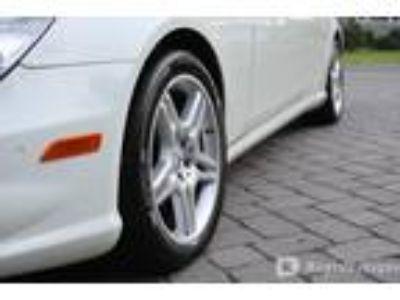2007, Mercedes, Cls 550