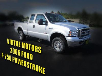 2006 Ford F250 4x4 SuperCab XLT