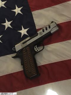 For Sale: S&W 1911 PC