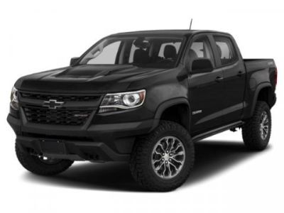 2019 Chevrolet Colorado 2WD Work Truck (Satin Steel Metallic)