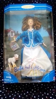 Barbie Had a Little Lamb