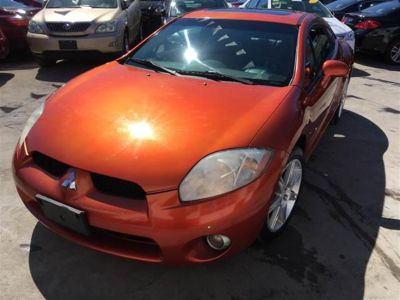 2007 Mitsubishi Eclipse SE (Orange)
