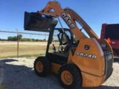 2017 Case Construction SR240