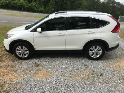 2013 Honda CR-V EX-L (WHITE)