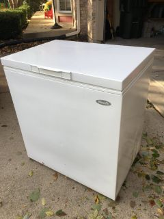 Upright Chest Freezer -7.0 cubic feet