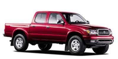 2003 Toyota Tacoma Prerunner V6 (Not Given)