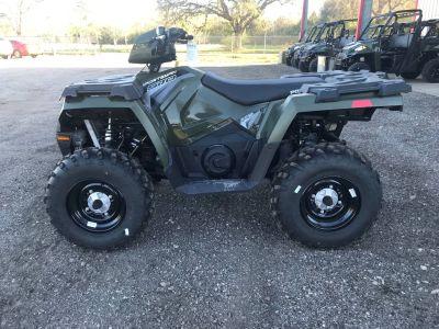 2018 Polaris Sportsman 570 EPS Utility ATVs Brazoria, TX