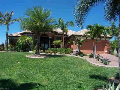 1627 NW 17th ST Cape Coral Three BR, This Property is a Custom
