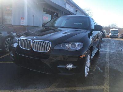2011 BMW X6 xDrive50i (Black)
