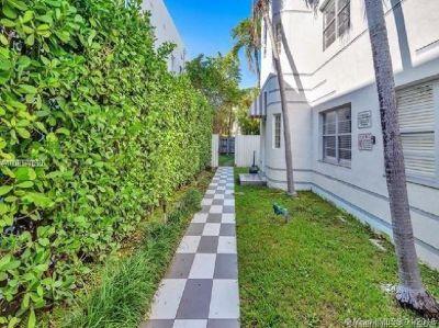 Miami Beach: 0/1 Peaceful studio (Jefferson Ave., 33139)