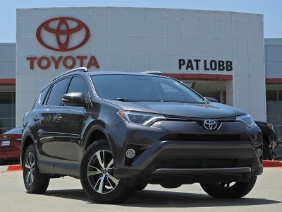 2016 Toyota RAV4 XLE (Gray)
