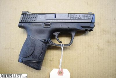 For Sale: Smith & Wesson M&P 9c