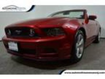 Used 2013 Ford Mustang GT Convertible