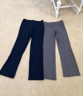 Form Fitting Yoga Pants. Size L. Excellent Condition. $10 Each! X Posted. PPU